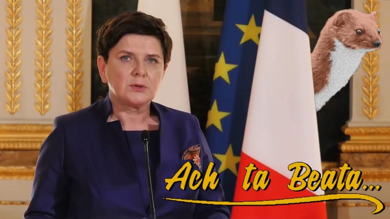 Ach ta Beata – Dyplomacja po polsku