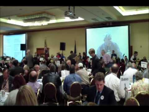 Alaska Republican State Convention Floor Meeting Part 3