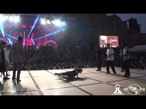 BEAST COAST vs FORCE OBSCURE (BLOCK PARTY 2012) WWW.BBOYWORLD.COM
