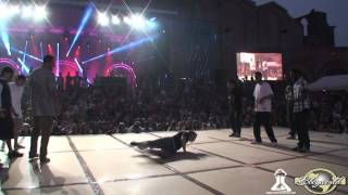 BEAST COAST vs FORCE OBSCURE (BLOCK PARTY 2012)