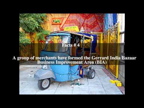 Gerrard India Bazaar Top # 5 Facts