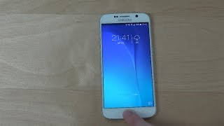 Samsung Galaxy S6 CM Locker - Review (4K)