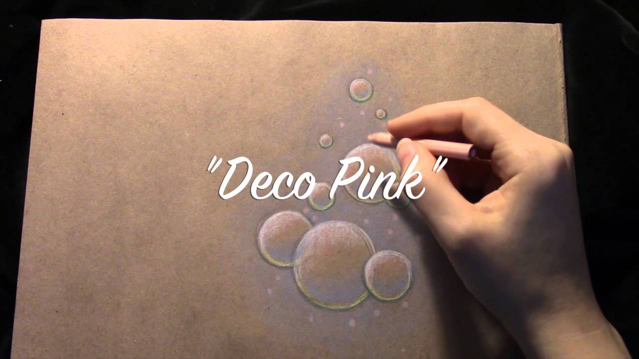 How To Draw Bubbles With Prisma Colors You Iridescent Colored Pencils Jpg 1280x720