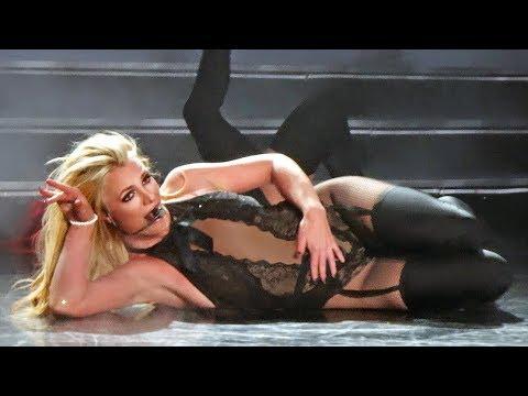 Britney Spears - Work Bitch, Womanizer, BTI & Piece Of Me (Live From Las Vegas)