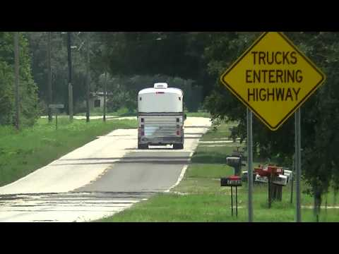 Casper Eagle Tour Bus