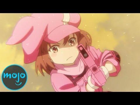 Top 10 Anime Battle Royales