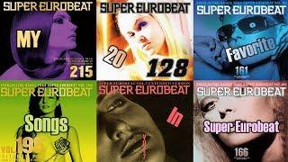 MY 20 FAVORITE SONGS IN SUPER EUROBEAT