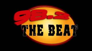 98.2 THE BEAT (Jive Records Traid and Universal Music Group A lander Pulliam)