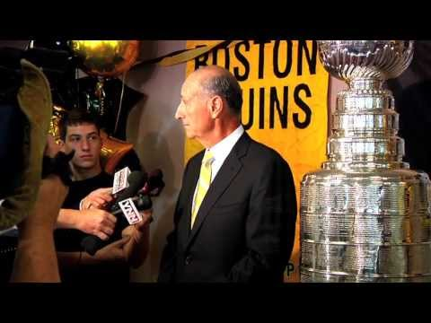 Jacobs Family brings the Stanley Cup to visit Buffalo - Boston Bruins - Delaware North Companies