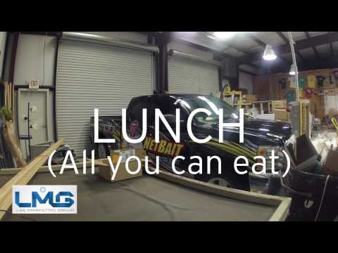 Sign Source / LMG - Jim Hardy Truck Wrap Time Lapse