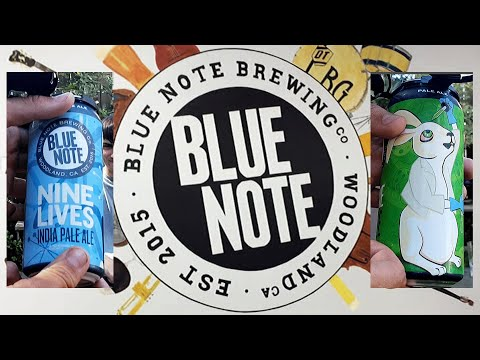 The Real Life Beavis And Butthead On Another Beer Review- Blue Note