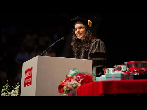 Monica Bharel, MD, MPH - School of Public Health Convocation Speaker 2015