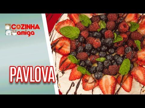Pavlova - Raquel Novais | Cozinha Amiga (23/04/18)