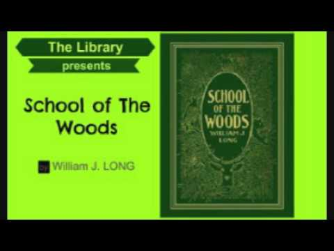 School of the Woods by William J. Long - Audiobook