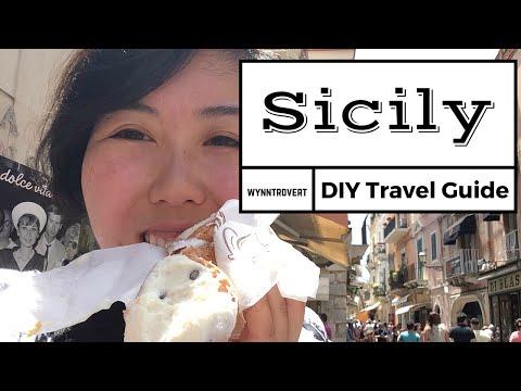 Sicily + Taormina: Vlog & DIY Travel Guide