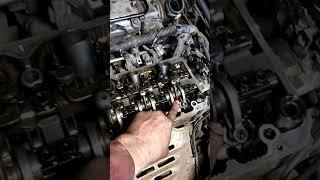 Правильная регулировка клапанов Mitsubishi Outlander 4G69