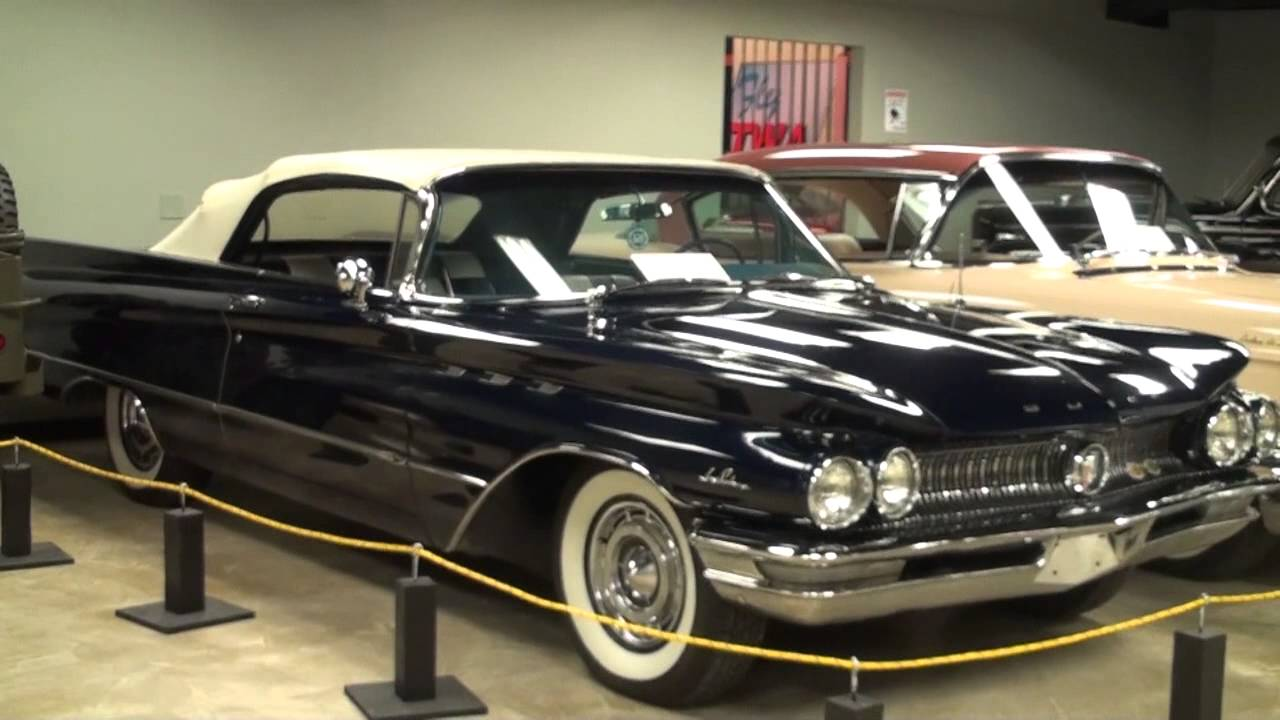 The Kansas City Automotive Museum opens in Olathe - YouTube