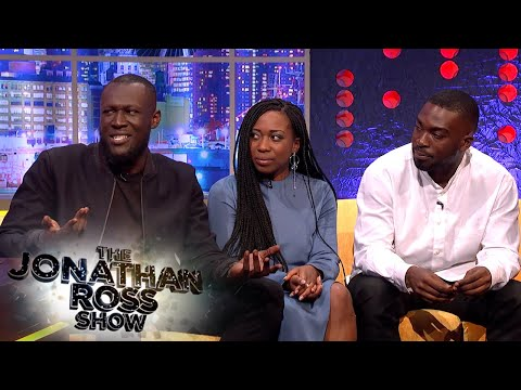 How Stormzy Got Kicked Out of College   The Jonathan Ross Show