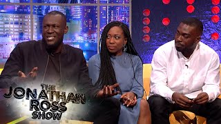 How Stormzy Got Kicked Out of College | The Jonathan Ross Show