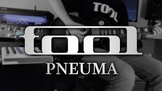 TOOL - Pneuma (Guitar + Synth Cover with Play Along Tabs)