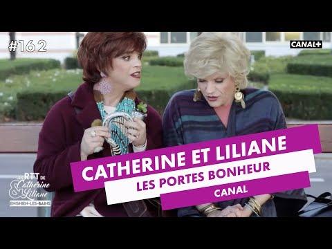 Liliane attire la chance avant le casino ! - Catherine et Liliane - CANAL+