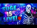 Fortnite - Good Player! // Early Stream, 600+ Wins! (Xbox One X)