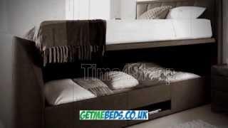 Windermere Upholstered Ottoman Tv Bed