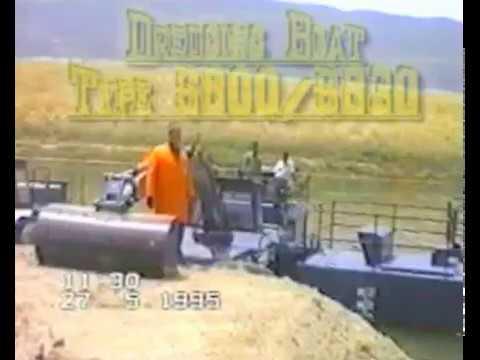 Load Dredger Type 6830