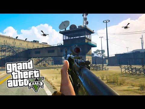 GTA 5 PC - Free Roam Gameplay LIVE! GTA 5 Online PC Gameplay! (GTA V)