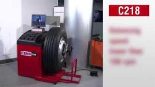 видео Балансировочные станки для колес легковых и грузовых авто
