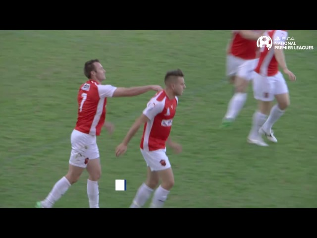 Round 15 - Goal of the Week - PS4 NPL NSW Men's