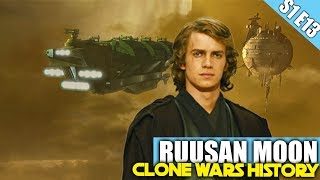Why Anakin Skywalker's Men Loved Him | CW History S1E13