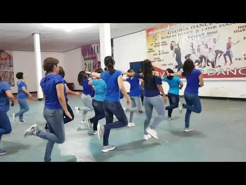 GLORIA DANCE CLUB/Line Dance/Rocket To The Sun