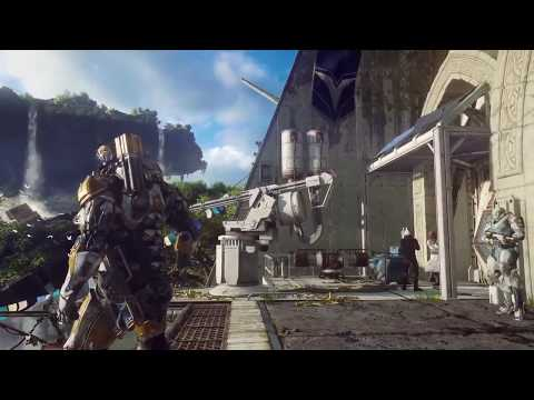 Here's a Wild Speculation about Anthem's World