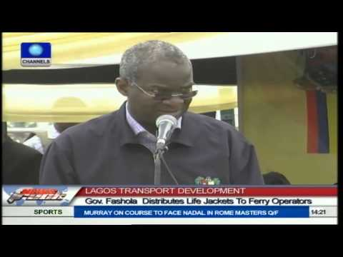 Fashola Moves To Develop Lagos Water Transport System