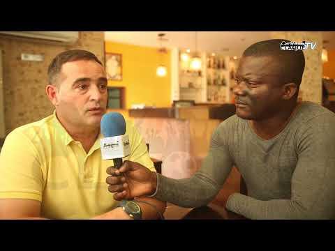 Grande Entrevista com Beto Bianchi (Treinador do Petro de Luanda)