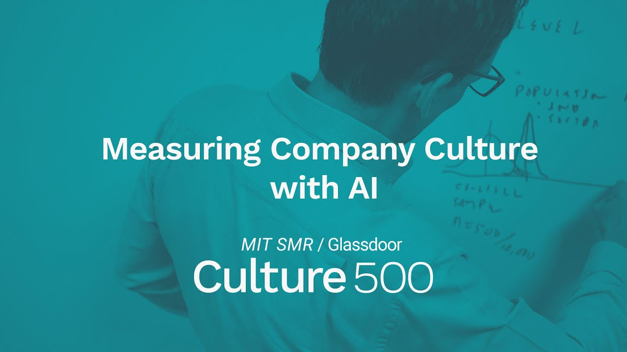 Measuring Culture in Leading Companies