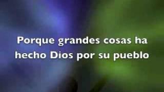Tu Pueblo dice Gracias (Jacobo Ramos)