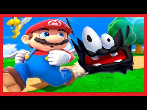 ✔ Зубастый МОНСТР против Марио - МУЛЬТИК Игра для Детей ✔