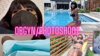 Ann al Wè Doctè Avèk Mwen | Picine🏊♀️ Photoshoot 🎥  | VLOG