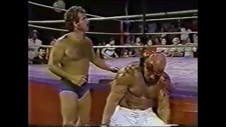 Kevin Sullivan Hangs A Man & Hits A Woman