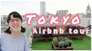 Gambar cover Tokyo Airbnb Tour: Japanese Apartment with Skytree view
