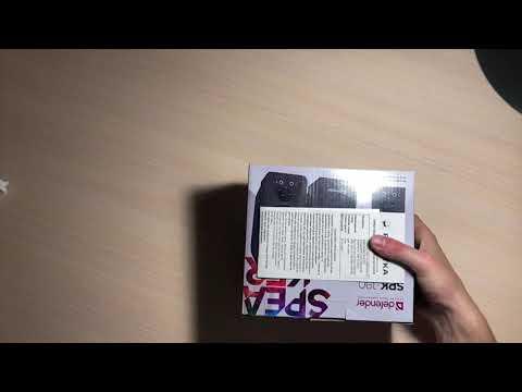 Акустична система Defender SPK-190 2.0 USB Black (65190)