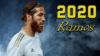 The Brilliance of Sergio Ramos 2020 ● Tackles & Goals ⚪