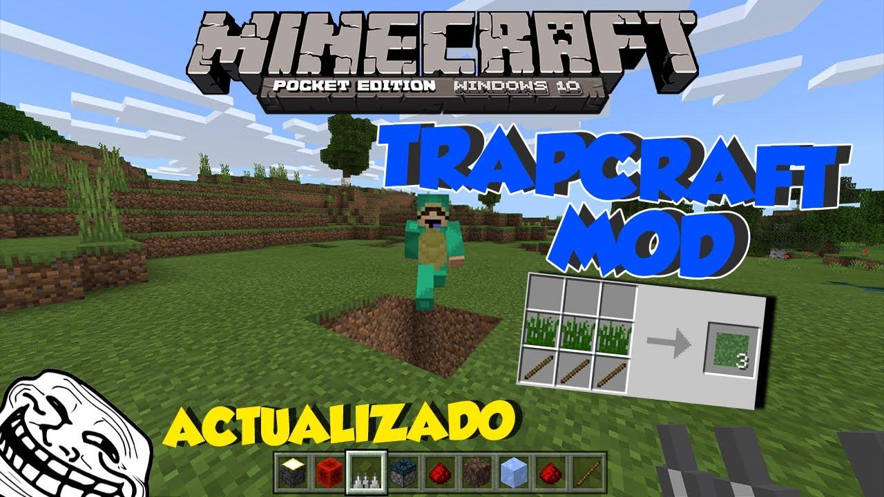 Vanilla Traps V 2 1 Minecraft Pe Mods Addons