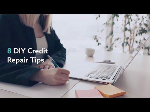 eight-diy-credit-repair-tips