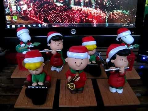Peanuts (7 Piece) Christmas Band - 12/26/11