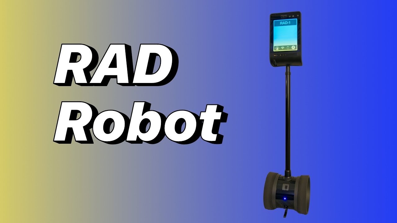 Telepresence Robot Now Available