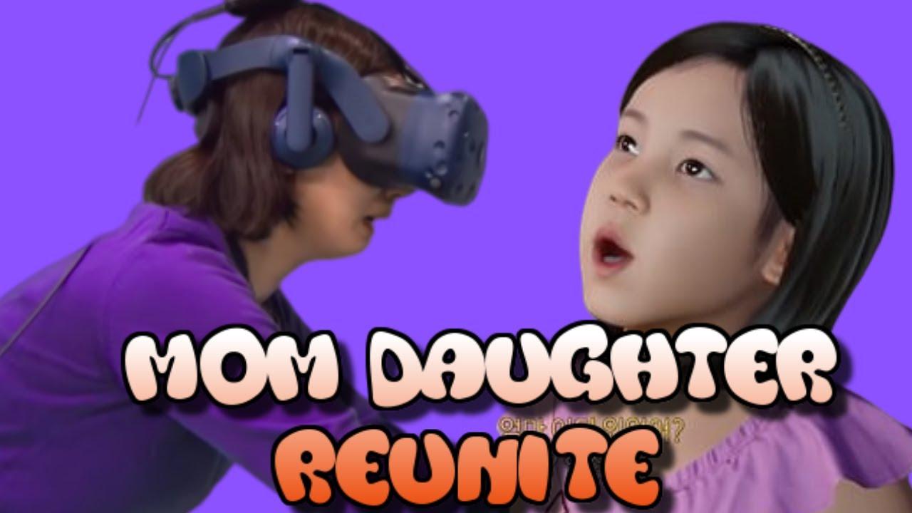 სამხრეთ კორეაში ვირტუალური რეალობის საშუალებით დედა გარდაცვლილ ქალიშვილს შეხვდა!