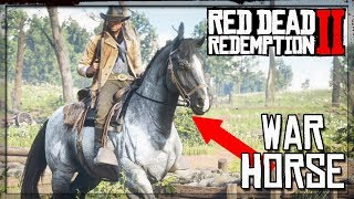 Red Dead Redemption 2 War Horse and Outlaw Survival Kit